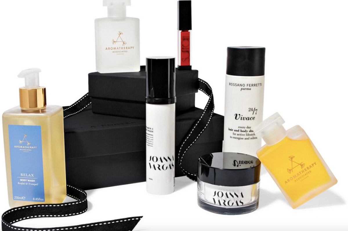 Net-A-Porter's Fantasy Gifts Feature A Red Carpet-Approved Facial & More Luxurious Pampering