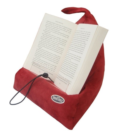 The Book Seat Hands-Free Book Holder