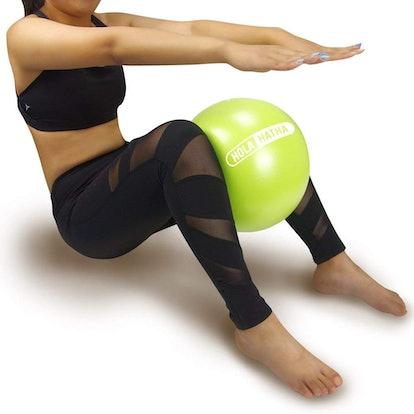 HolaHatha Mini Exercise Ball