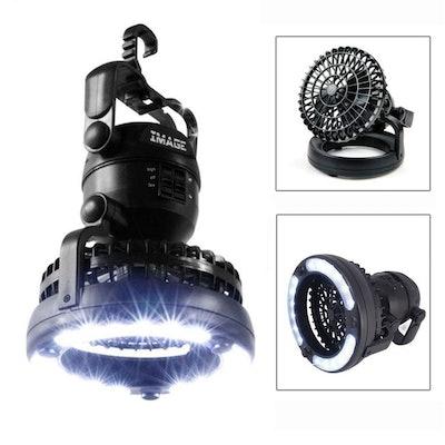 Image Portable LED Camping Lantern