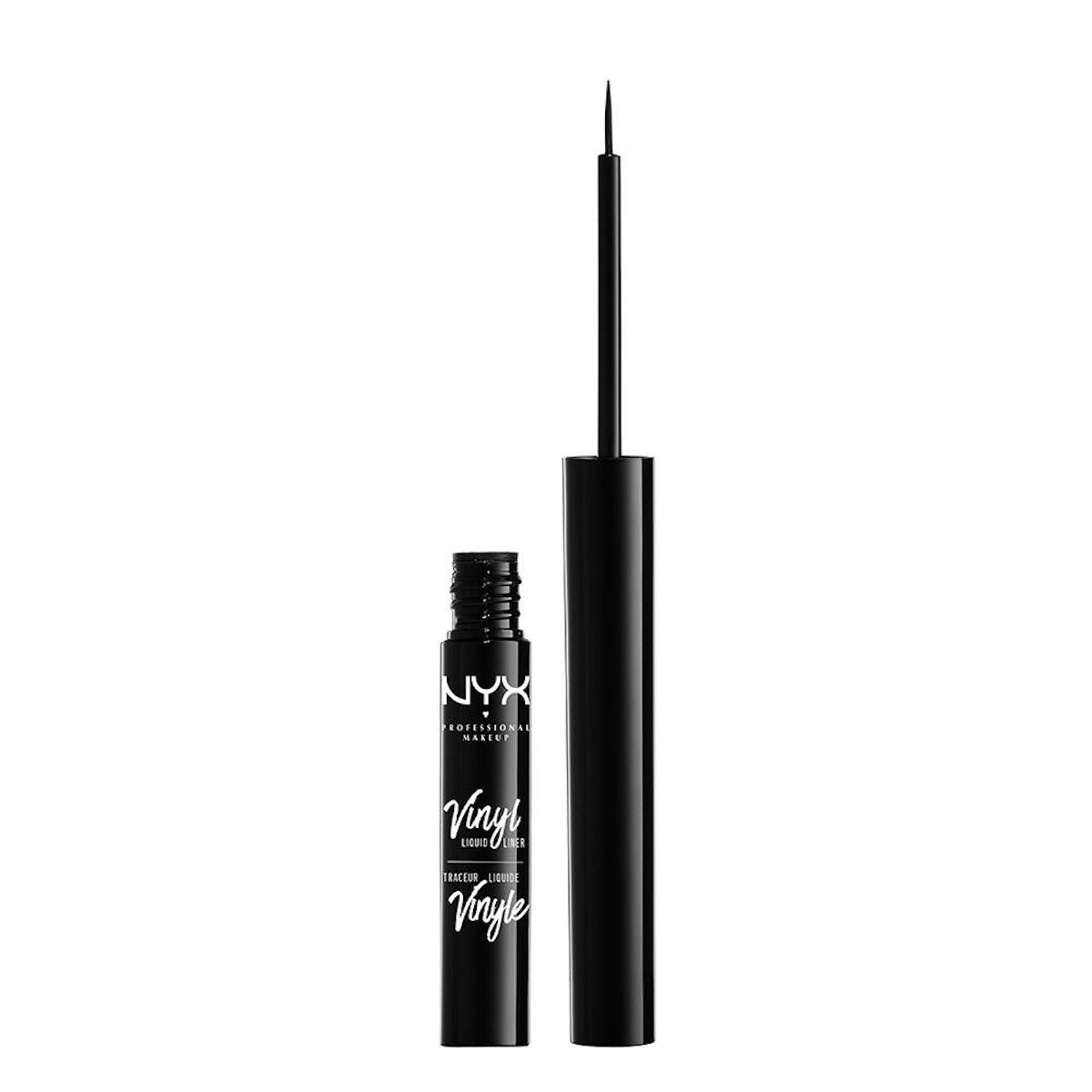 NYX Professional Makeup Vinyl Liquid Liner, Black