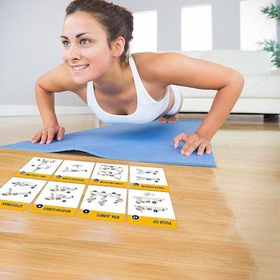 NewMe Fitness, Home Gym Cards