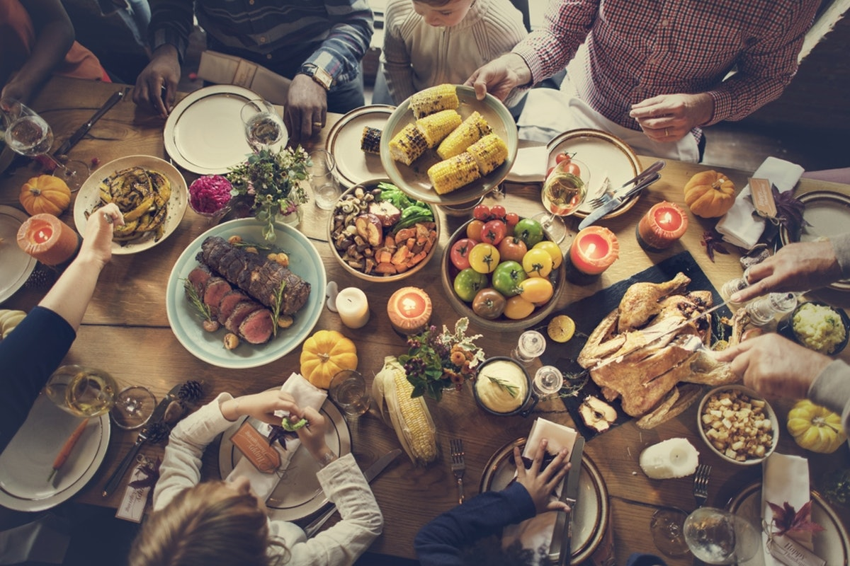 What To Say To Family Members Who Make Offensive Comments At Thanksgiving, According To Experts