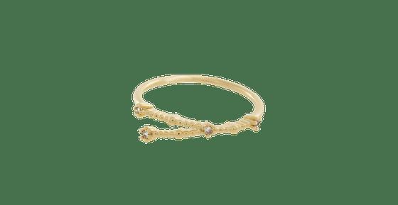 Wanderlust + Co Zodiac Gold Ring