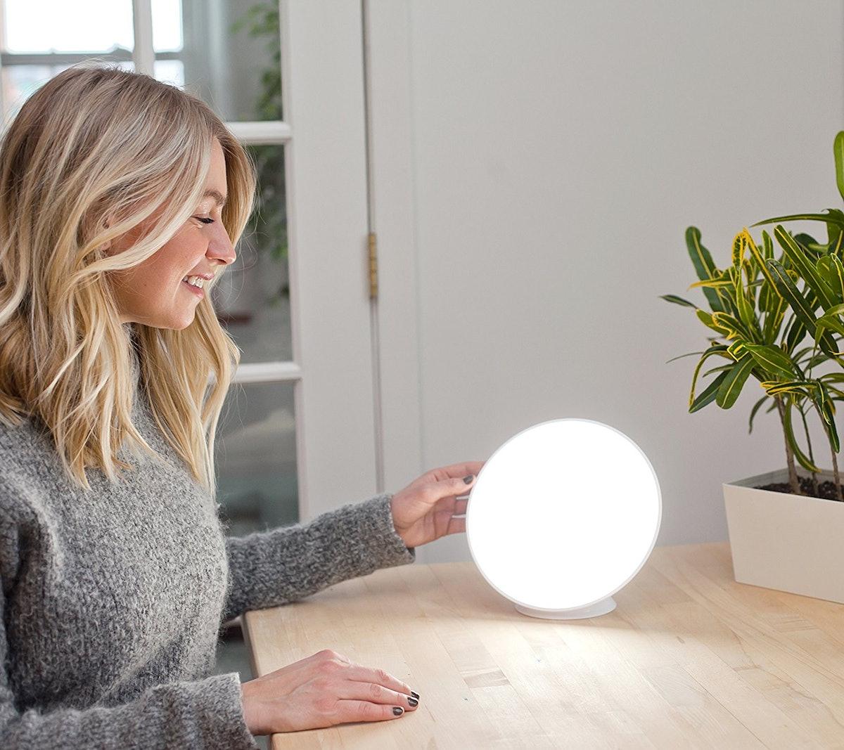 Lampu Light Therapy Lamp
