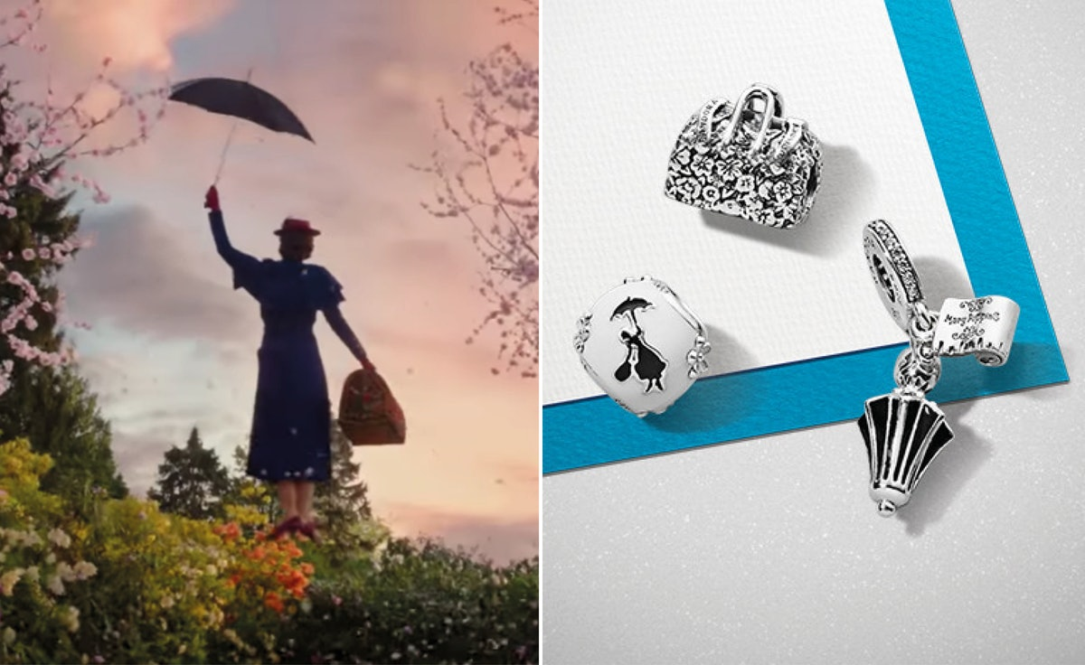 What's In Pandora's Mary Poppins Collection? Look Alive, Disney Fans