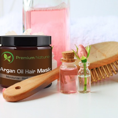Premium Nature Argan Oil Hair Mask