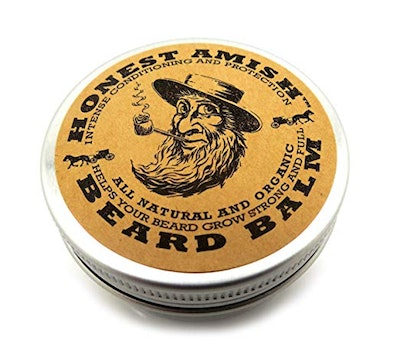 Honest Amish Leave-In Beard Balm