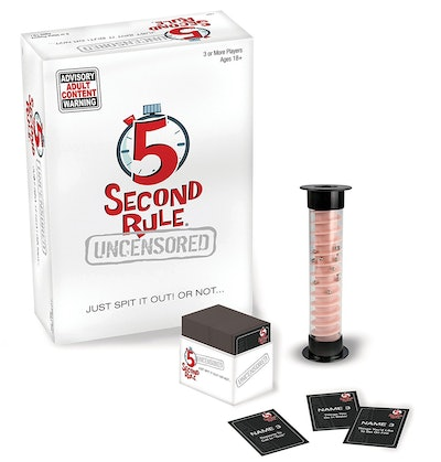 5-Second Rule: Uncensored