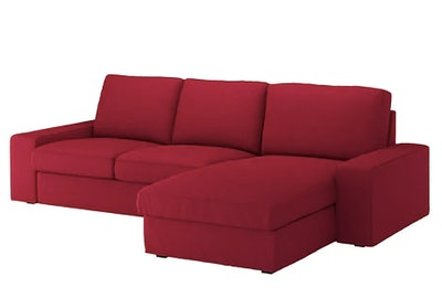 KIVIK Sofa with chaise