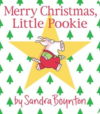 'Merry Christmas, Pookie' Board Book