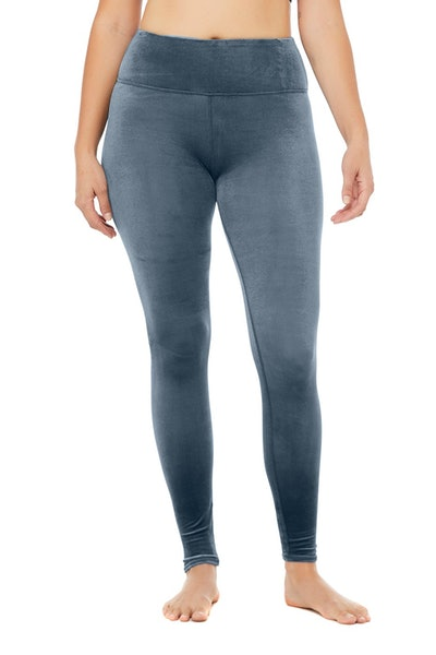 High-Waist Posh Legging in Eclipse