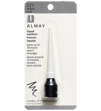 Almay Liquid Eyeliner, 221 Black, 0.1 Fl Oz