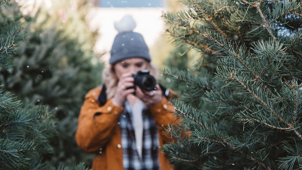 34 Captions For Christmas Tree Shopping Spreading Your Holiday Cheer