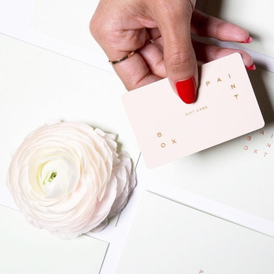 Manicure Gift Card