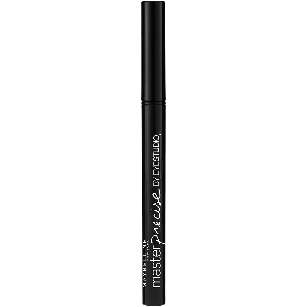 Maybelline New York Eye Studio Master Precise Liquid Eyeliner, No.110 Black, 0.037 Fluid Ounce