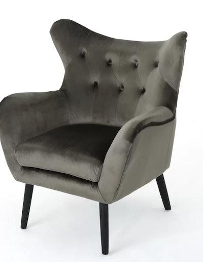 Bouck Wingback Chair