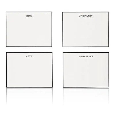 Sassy Social Series Notecard Set