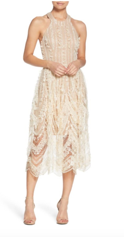 DressThe Population  Valerie Halter Dress