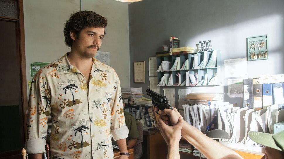 The Narcos Mexico Pablo Escobar Episode Highlights The