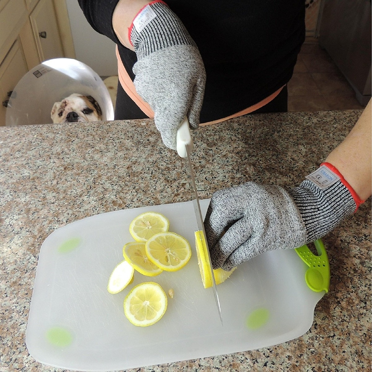 Kibaron Cut-Resistant Kitchen Gloves