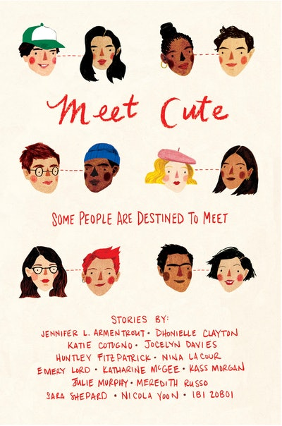 'Meet Cute: Some People Are Destined To Meet' by Various Authors
