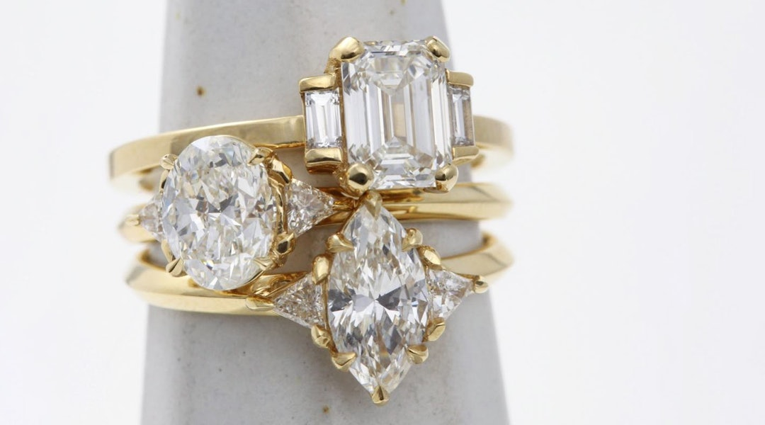 d45a677384ce6f The 2019 Engagement Ring Trend You Need To Know Now