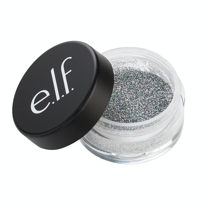 Holiday Stardust Glitter Cosmic Silver