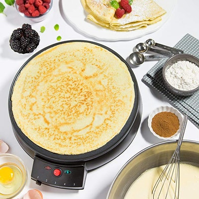CucinaPro Electric Crepe Maker