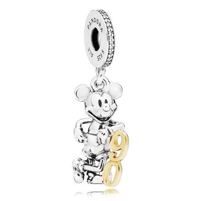 Disney Limited Edition Mickey's 90th Anniversary Pendant Charm