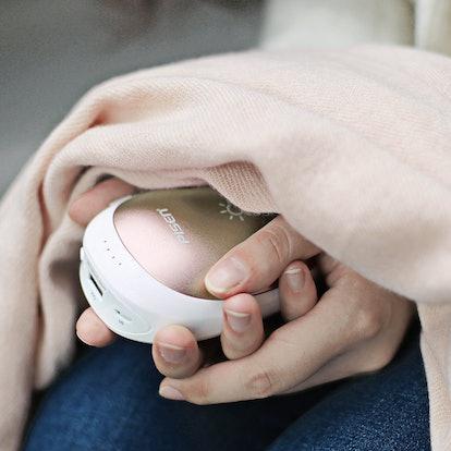 PISEN 2-In-1 Hand Warmer/Power Bank