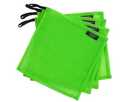 Lunatec Odor-Free Dishcloths (4 Pack)