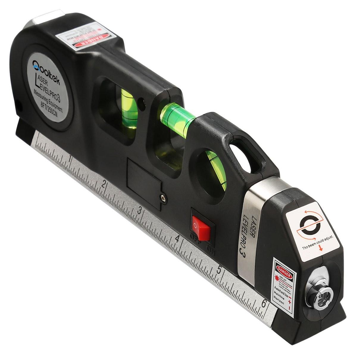 Qooltek Qooltek Multipurpose Laser Level