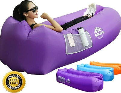WEKAPO Inflatable Lounger Air Sofa
