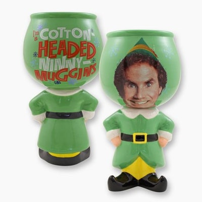 Buddy The Elf Goblet