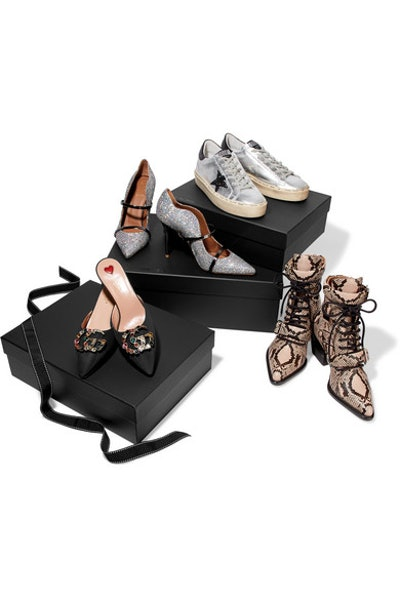 Net-A-Porter Shoe of the Month Subscription