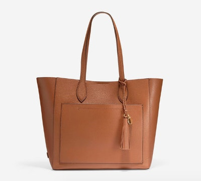 Piper Tote in Collection Brown