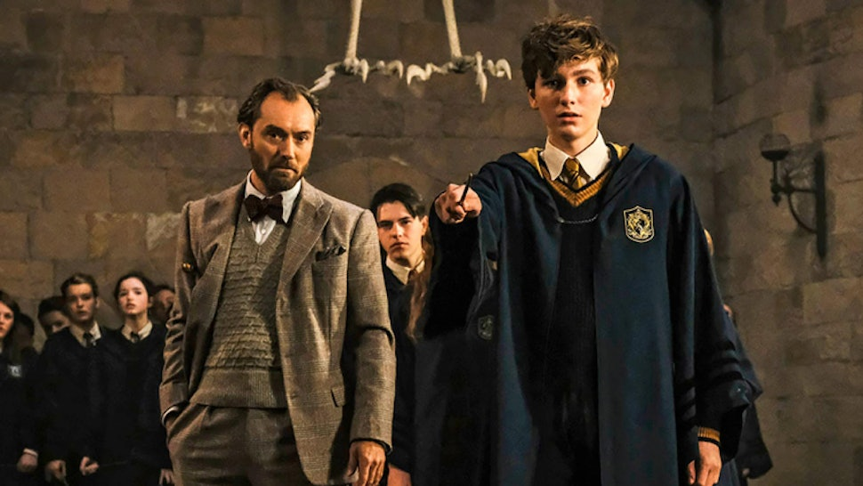 All The Harry Potter Easter Eggs In 'Fantastic Beasts: The Crimes Of