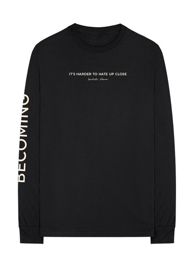 Harder To Hate Long Sleeve