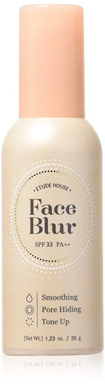 Etude House Face Blur Cream