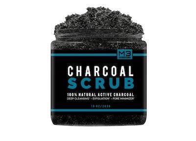 Premium Activated Charcoal Scrub