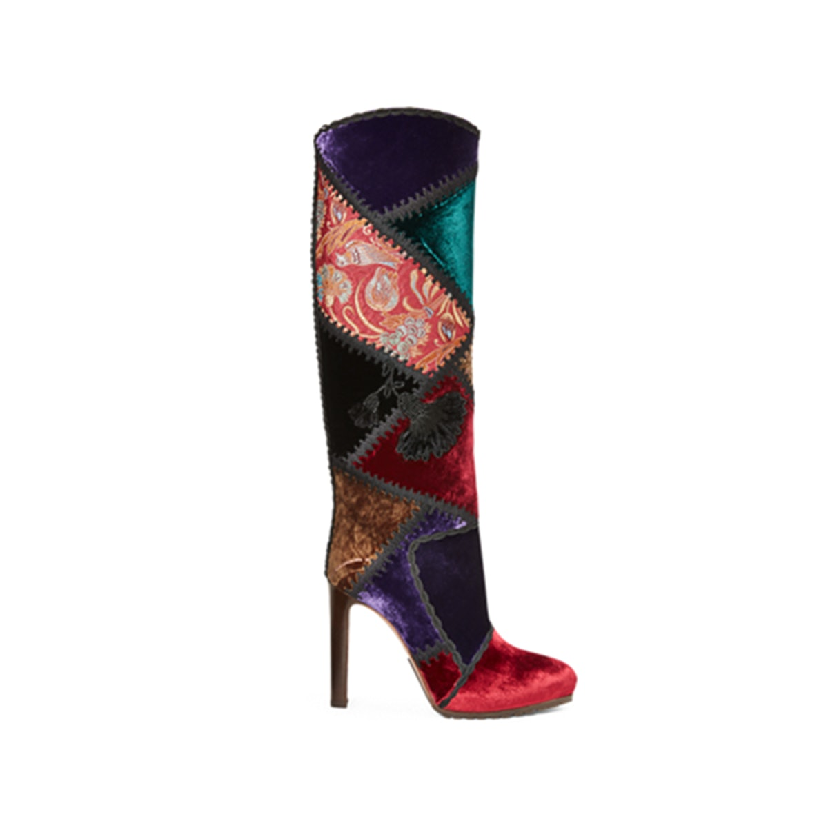 Remmy III Patchwork Boot