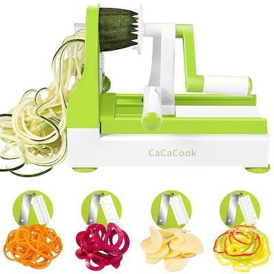 CaCaCook Vegetable Spiralizer