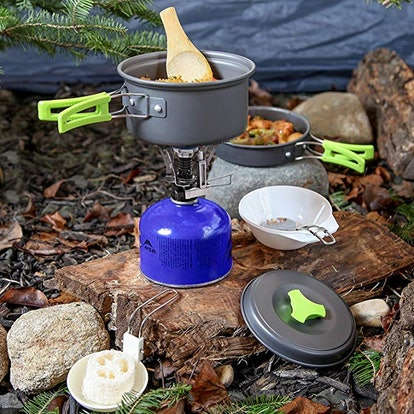 MalloMe Camping Cookware Kit