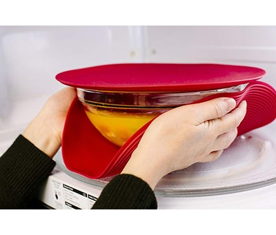Safe Grabs Multi-Purpose Silicone Microwave Mat