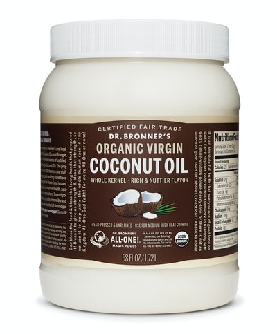 Dr. Bronner's Whole Kernel Coconut Oil
