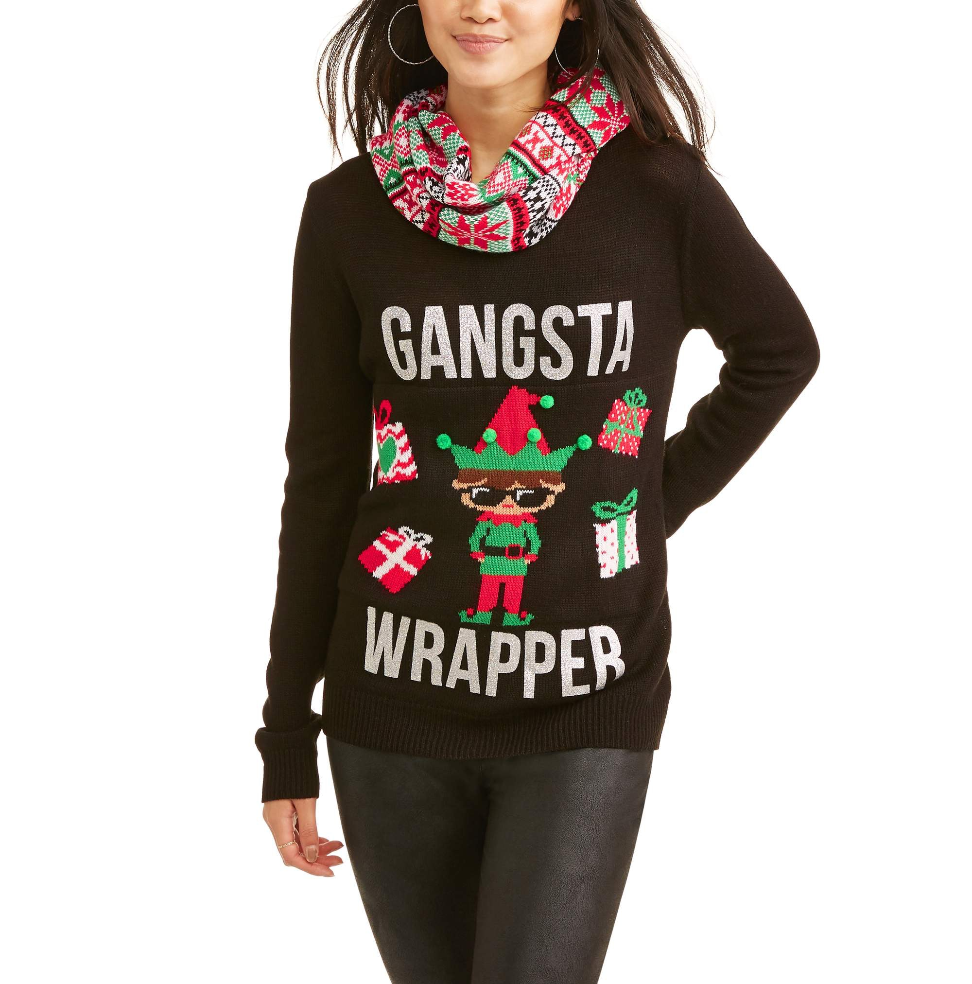 The Best Ugly Christmas Sweaters On Walmart.com Right Now