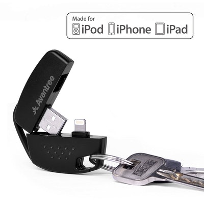 Avantree iPhone Keychain Charger