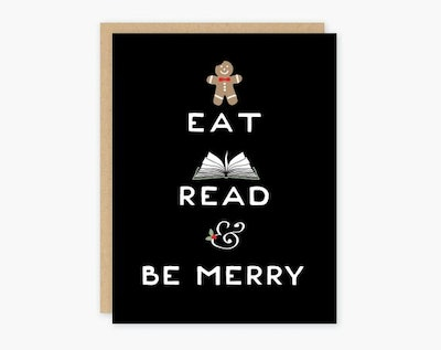 Eat, Read & Be Merry