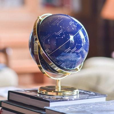 Night Star Constellation Globe